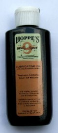 Hoppes Bench Rest Lubrication Oil