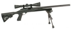 Blackhawk Axiom R/F Ruger 10/22 Stock - Black