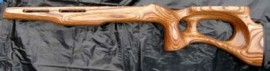 Revolution Extreme 10/22 Stock Left Hand Bull -Buckskin Brown